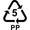 Polypropylene homopolymer (PPH)